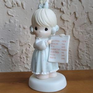 Precious Moments 1996 Porcelain Figurine